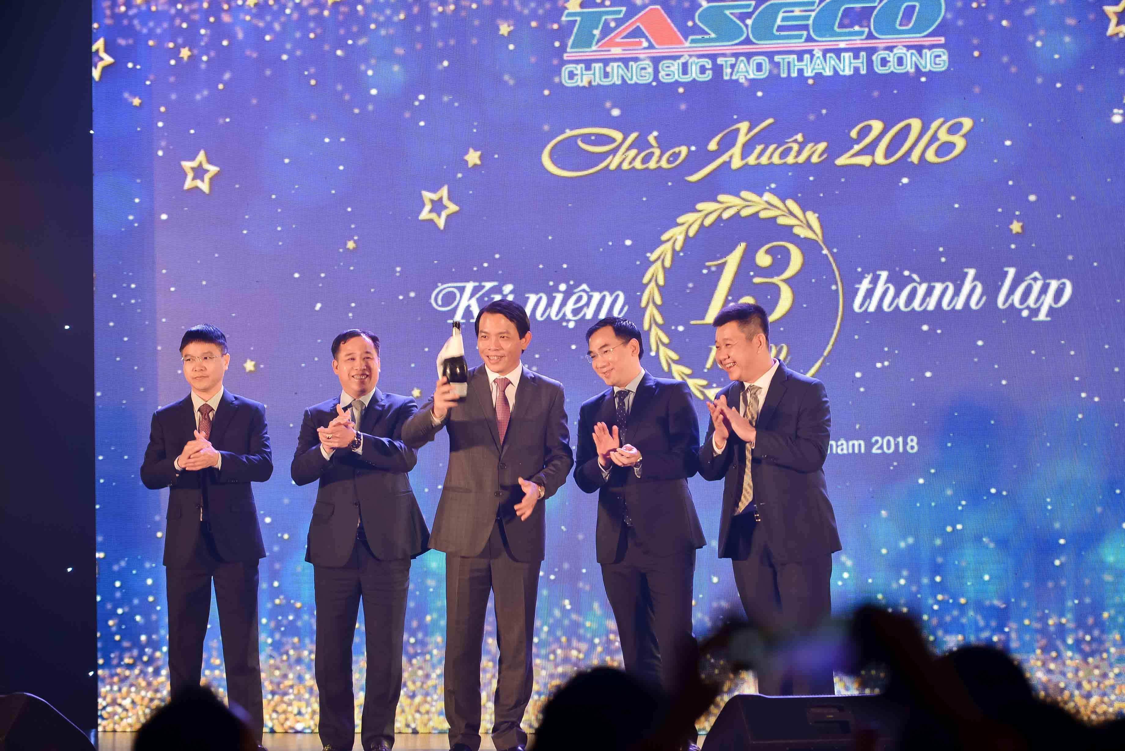 Kỷ niệm 13 năm thành lập Công ty