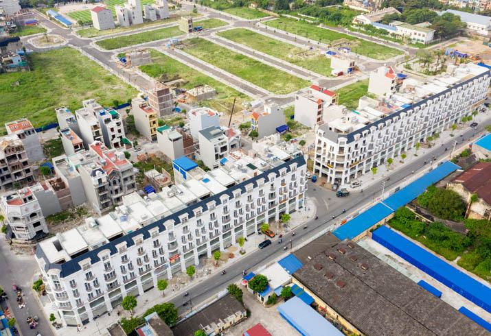 Khu đô thị dệt may Nam Định